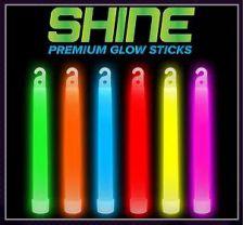 Premium Shine Glow Sticks - Glowing Products