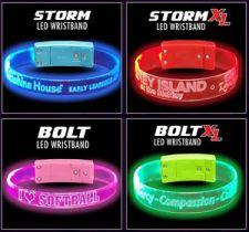 Custom LED Light Up Glow Bracelets